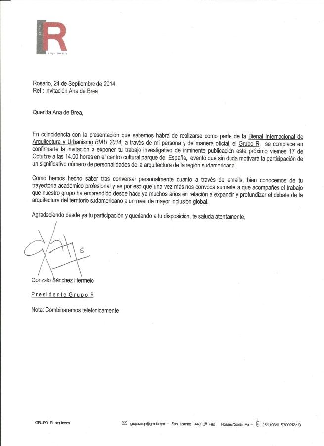 invitacionGrupo R Ana de Brea